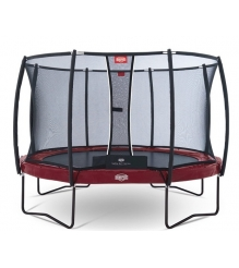 Батут с сеткой Berg Berg Elite Red 330 380 430 см и Safety Net T series 330 37.11.81.00