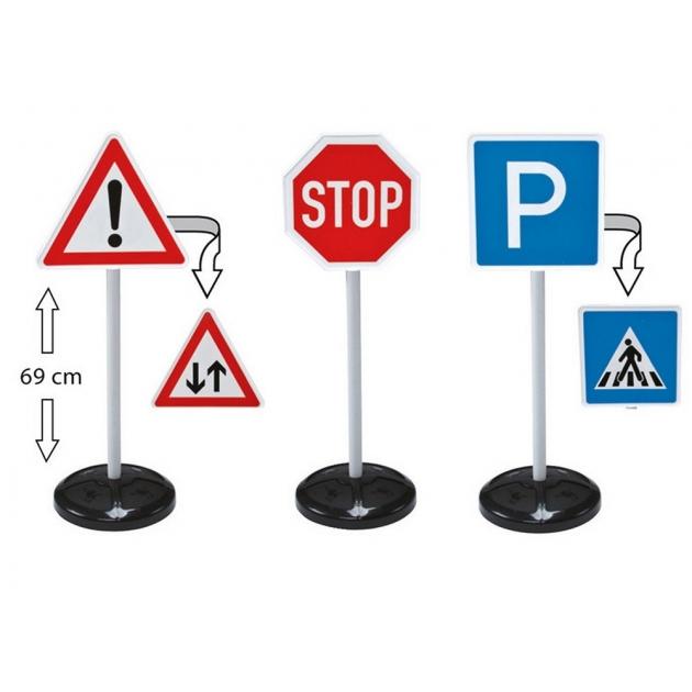 Дорожные знаки игрушки Big 1199