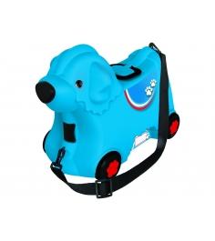 Детский чемодан на колесиках BIG 55352