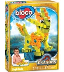 Конструктор Bloco 30512 Дракон Лайтникс