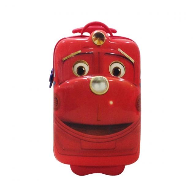 Детский чемодан Bouncie 3D Чаггингтон 1 B003