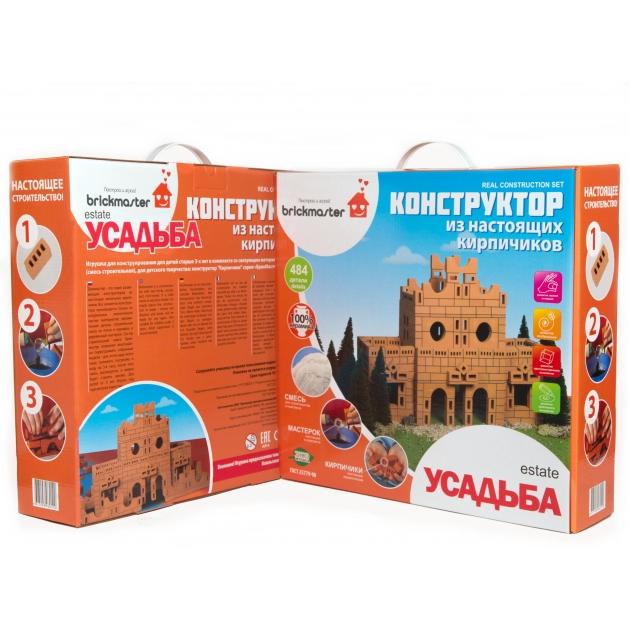 Конструктор Brickmaster Усадьба 484 детали 106