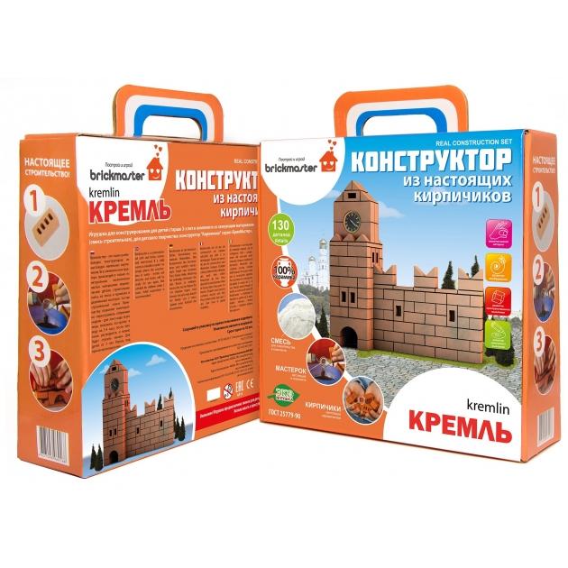 Конструктор Brickmaster Кремль 136 деталей 208
