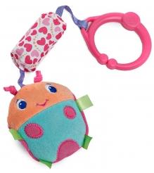 Развивающая игрушка Bright Starts Звонкий дружок Божья коровка 8674-4