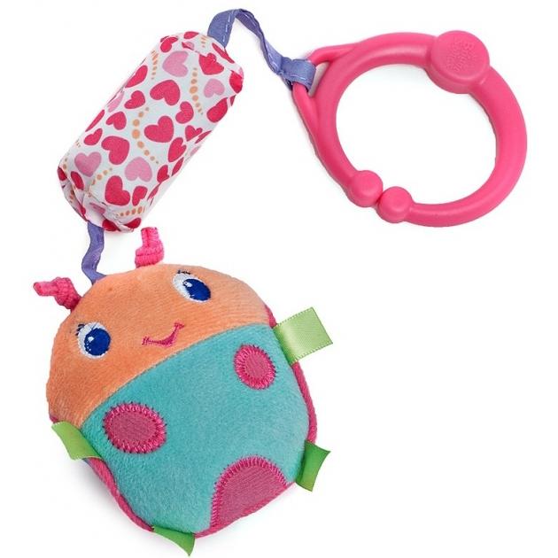 Развивающая игрушка Bright Starts Звонкий дружок Божья коровка Bright Starts 8674-4