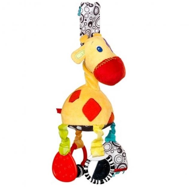 Развивающая мягкая игрушка Жираф 8976