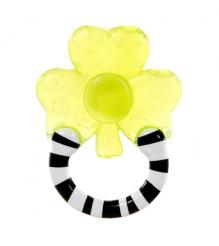 Прорезыватель для зубок мягкий Bright Starts Полосатое колечко, Цветок 8986-1