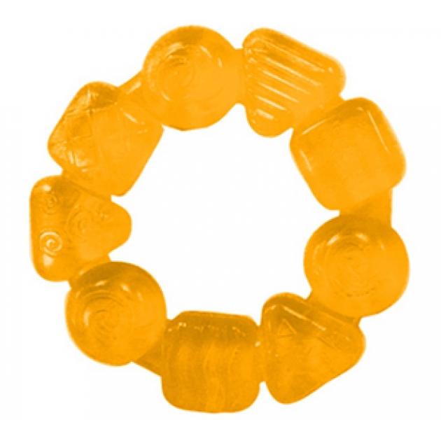 Прорезыватель для зубок Bright Starts Карамельный круг, желтый Bright Starts 8258-2