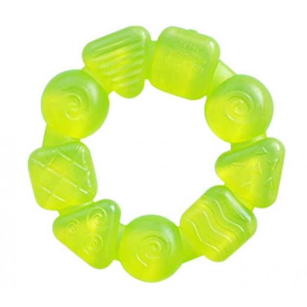 Прорезыватель для зубок Bright Starts Карамельный круг зеленый 8258-3