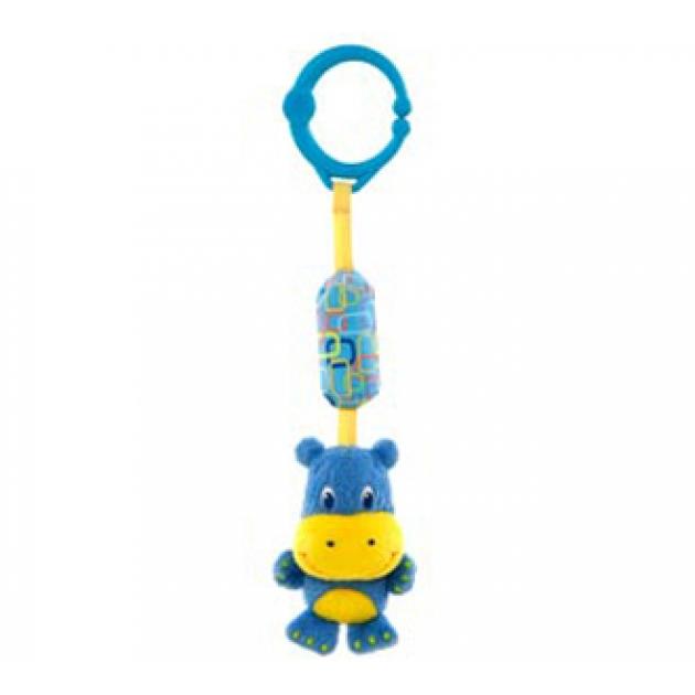 Развивающая игрушка Bright Starts Звонкий дружок Гиппопотам 8487-2