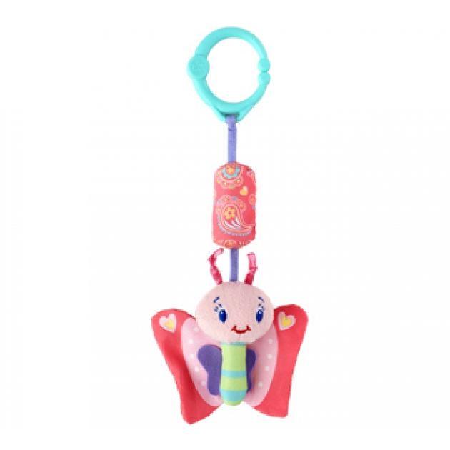 Развивающая игрушка Bright Starts Звонкий дружок, Бабочка Bright Starts 8674-1