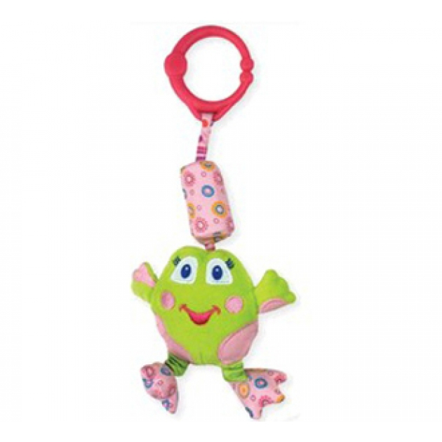 Развивающая игрушка Bright Starts Звонкий дружок, Лягушка Bright Starts 8674-3