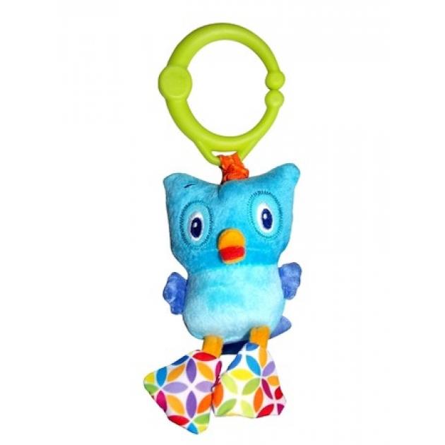 Развивающая игрушка Bright Starts Дрожащий дружок, Сова Bright Starts 8808-6
