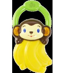 Прорезыватель для зубок мягкий Bright Starts Бананы 9312-2