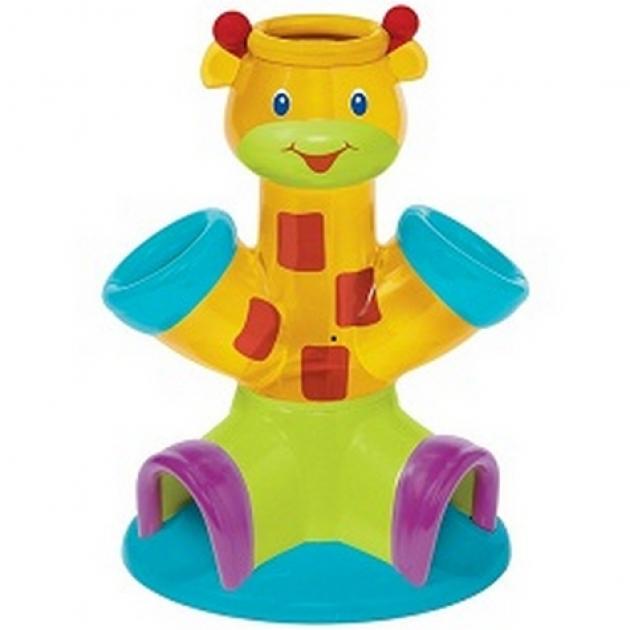 Развивающая игрушка Bright Starts Озорной жираф 8493