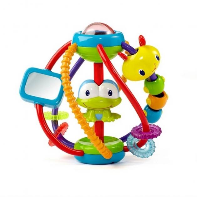 Развивающая игрушка Bright Starts Логический шар 9051