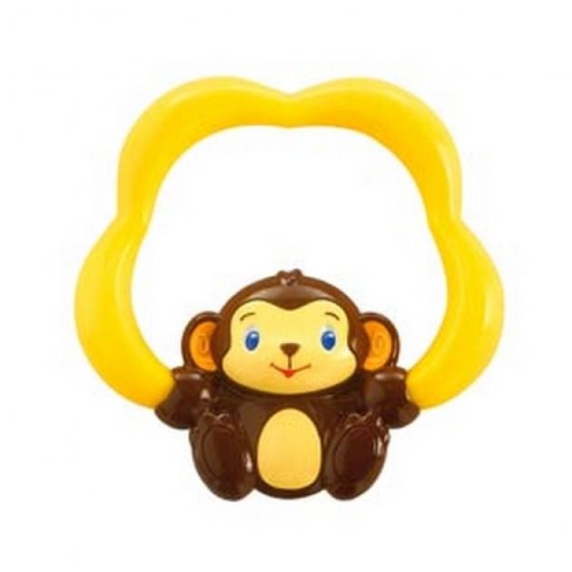 Прорезыватель для зубок Bright Starts Солнечная обезьянка 9203