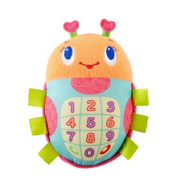 Развивающая игрушка Bright Starts мобильный телефон Божья коровка 9209
