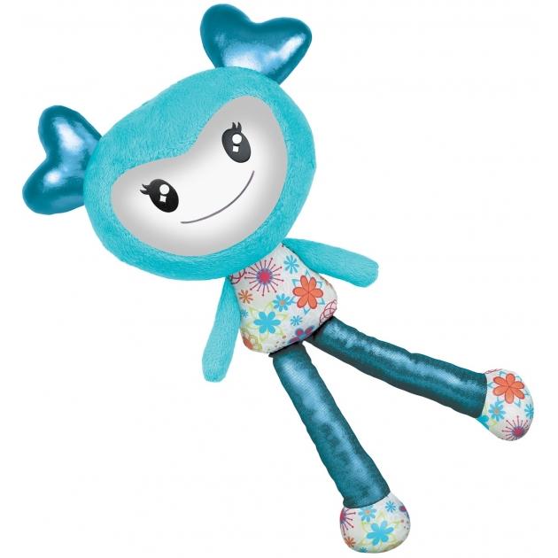 Музыкальная интерактивная кукла Brightlings голубая 52300