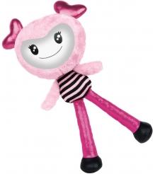Музыкальная интерактивная кукла Brightlings розовая 52300...