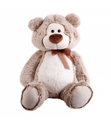 Мягкая игрушка Button Blue Мишка Потап бежевый 18 см 41 1127a