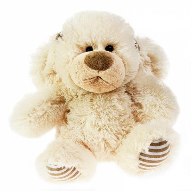 Мягкая игрушка собачка луиза 22 см 42 110407