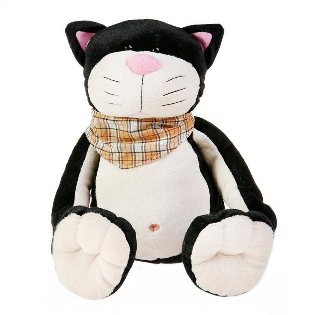 Мягкая игрушка кот пират в платочке 32 см 42 102082 2