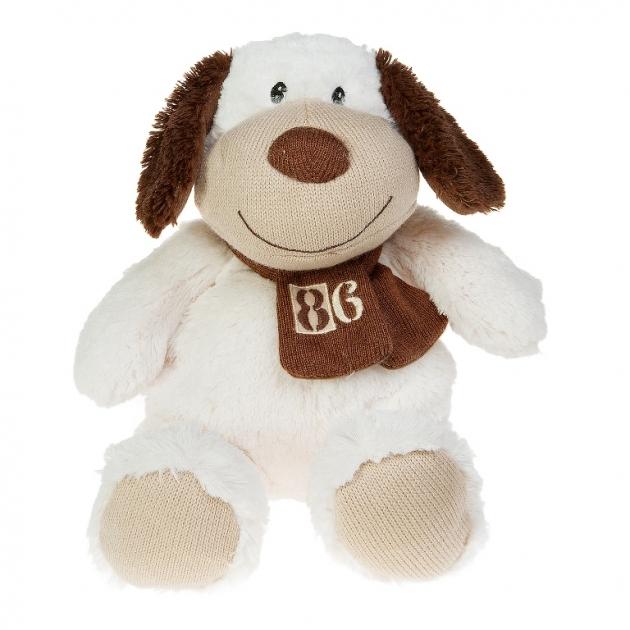 Мягкая игрушка собачка кузя 33 см 42 120244 2