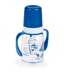Бутылочка Canpol тритановая с ручками 120 мл
