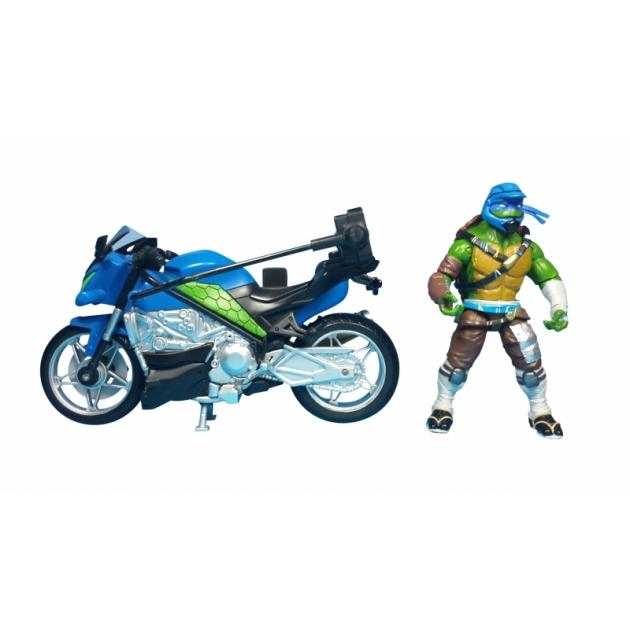 Мотоцикл с фигуркой Лео серия Movie Line 2016