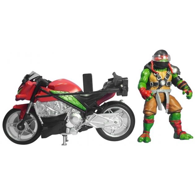Мотоцикл с фигуркой Рафа  серия Movie Line 2016
