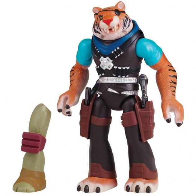 Фигурка Черепашки-ниндзя 12см серия Mutation Тигриный коготь 90659