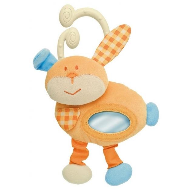 Развивающая игрушка Chicco Кролик Блинки Смешная фигурка 2100