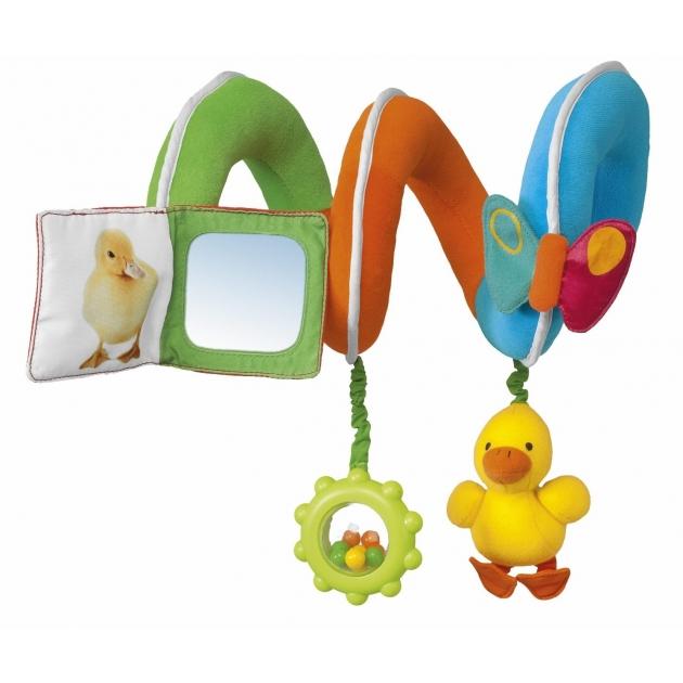 Игрушка-подвеска Chicco Утёнок для прогулочной коляски 21190
