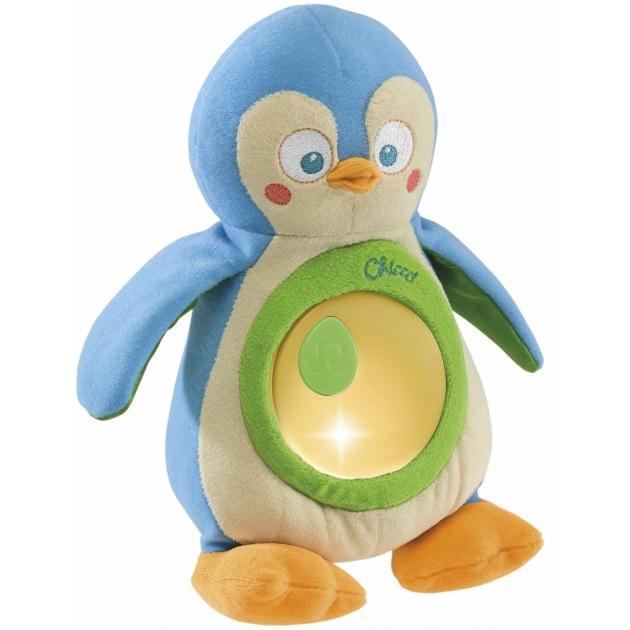 Игрушка развивающая Chicco Музыкальный пингвин 60010