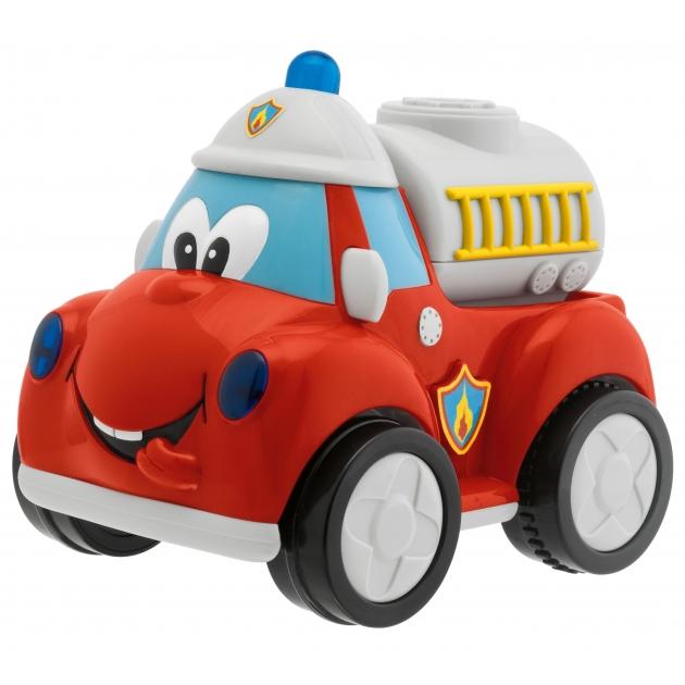 Весёлый грузовичок Chicco Firetruck 60022