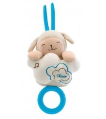 Музыкальная подвеска Chicco Мягкая овечка 60046