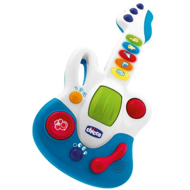 Игрушка музыкальные инструменты Гитара Chicco Маленькая звездочка 60068