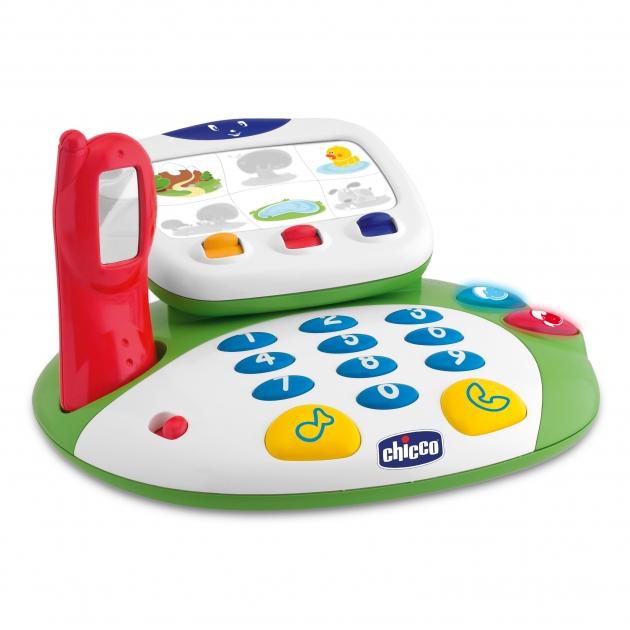 Говорящий видеотелефон Chicco 60085