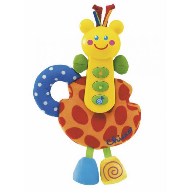 Музыкальная игрушка Chicco Жираф 67092