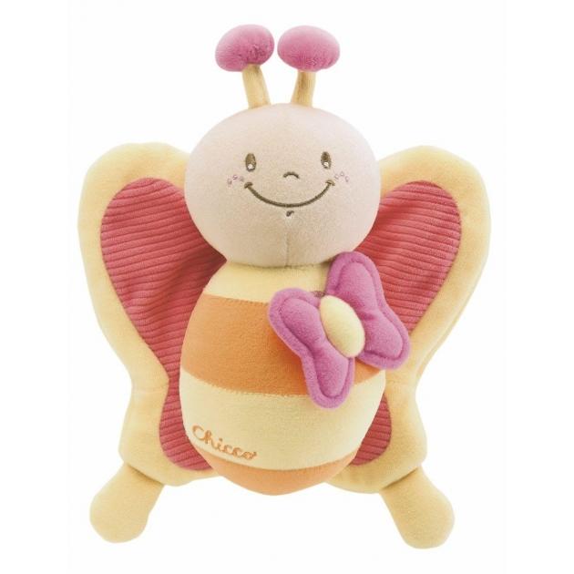 Бабочка Chicco мягкая музыкальная 67161
