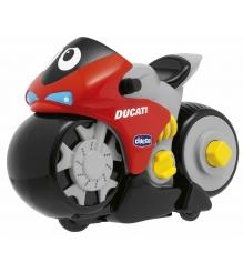 Игрушка Мотоцикл Chicco Ducati Turbo Touch со сменной панелью 69021...