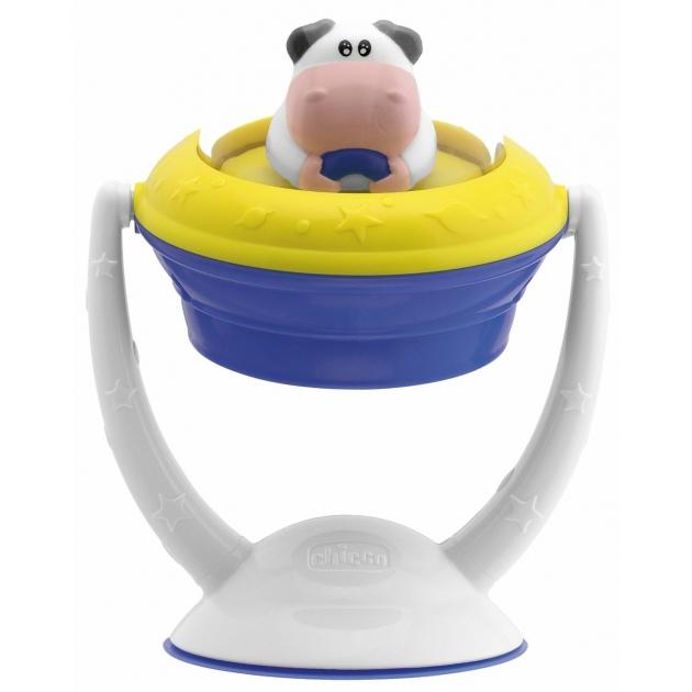 Развивающая игрушка Chicco Корова в космическом корабле 70071