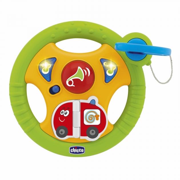Игрушка для коляски Chicco Маленький водитель 70285