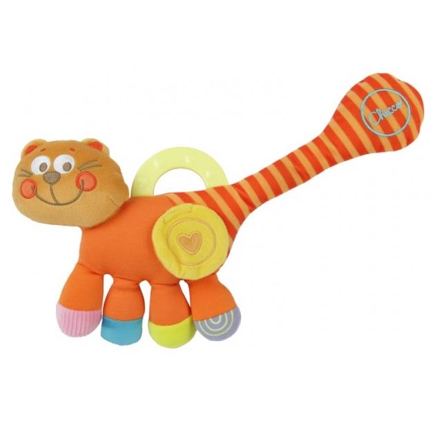 Котенок оранжевый Chicco 71346