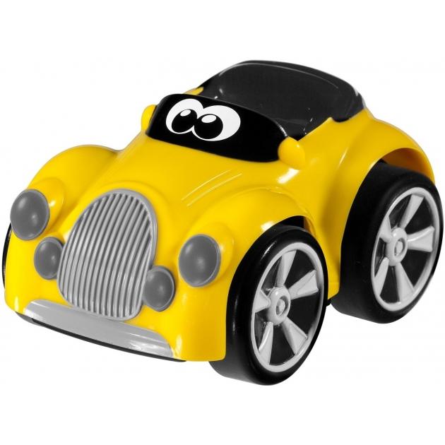 Машинка Chicco Turbo Team Stunt Генри (зарядка) 73030