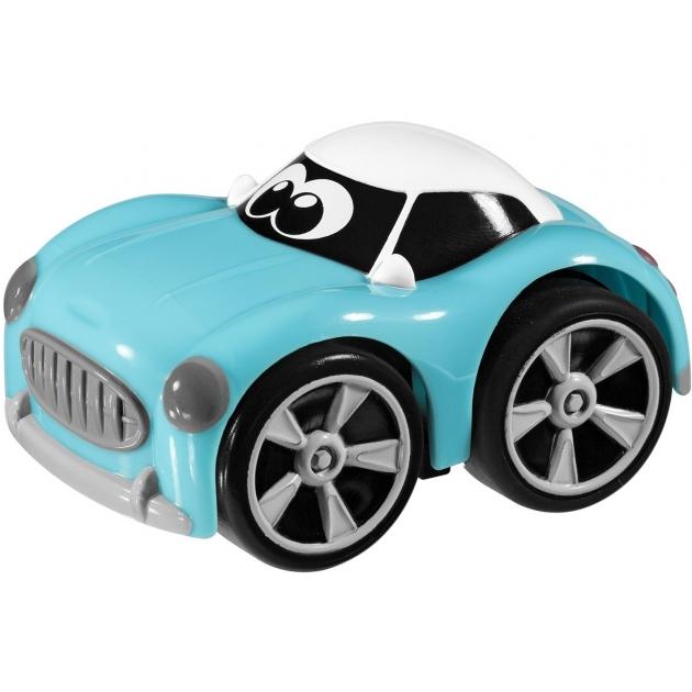 Машинка Chicco Turbo Team Stunt Стиви (боковое скольжение) 73040