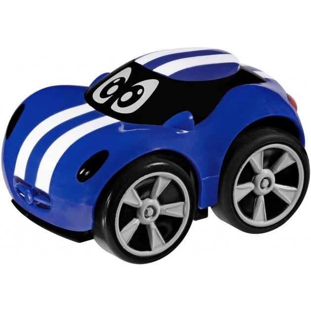 Машинка Chicco Turbo Team Stunt Вилли (гонки на задних колесах) 73050
