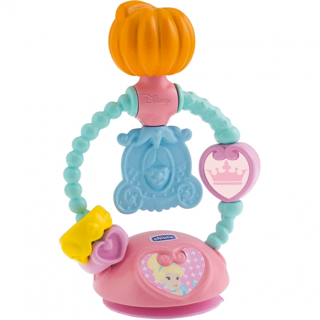 Развивающая игрушка для стульчика Chicco Золушка 7601