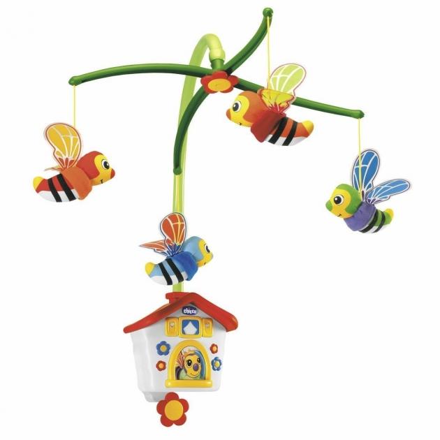 Мобиль-подвеска Chicco Пчелки 67099